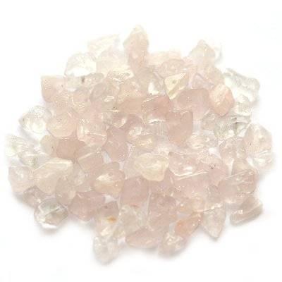 kamień różowy kwarc naturalny