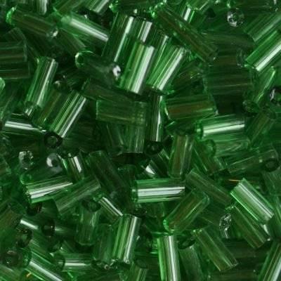 glass tubes dark green 4.5 mm