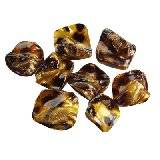 mother of pearl nuggets cheetah 10-18 mm