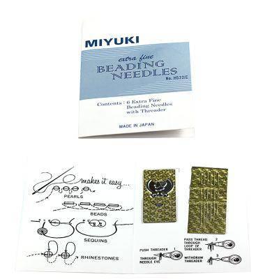 Miyuki needle set H522/E