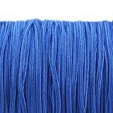 Rayon soutache cord 2.5 mm royal blue