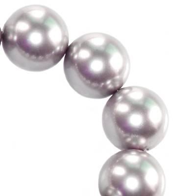 Swarovski crystal pearl lavender 6 mm