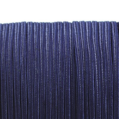 Rayon soutache cord 2.5 mm navy