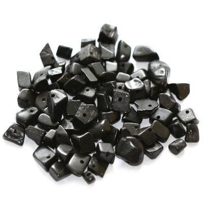 kamień czarny kamień naturalny