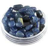 kamień premium naturalny kwarc niebieski 5 - 9 mm kamień szlachetny naturalny