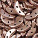 CzechMates Crescent  Matte Metall 3 x 10mm