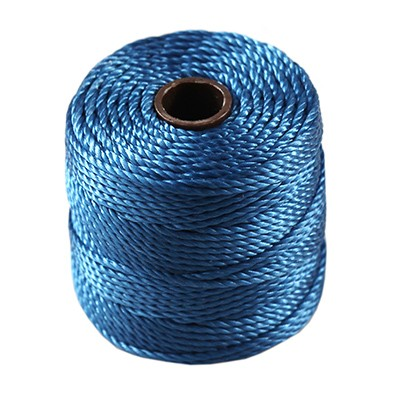 S-lon heavy macrame cord tex 400 blue