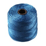 nici S-LON Macrame Tex 400 0.9 mm blue - nić do makramy