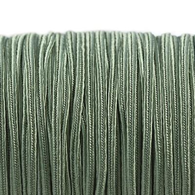 sznurek sutasz Rayon USA 2.5 mm sage