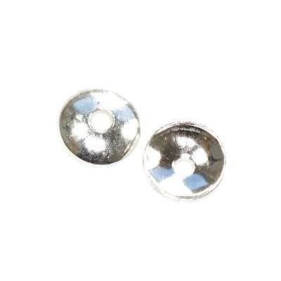 sterling silver 925 cap 4 mm