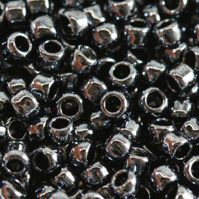 koraliki Toho takumi lh round metallic hematite 2 mm TTR-11-81