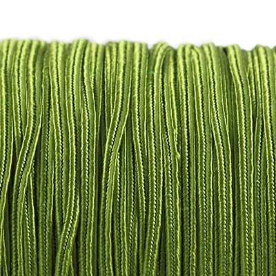 Rayon soutache cord 2.5 mm ivy