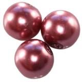 glass pearls 8 mm
