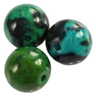 bollen chrysocolla  6 mm