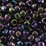 Toho beads takumi lh round metallic iris purple 2 mm TTR-11-85 beads perline Toho takumi lh round metallic iris purple 2 mm TTR-11-85