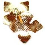 apprêts décoratifs nénuphar 14 mm
