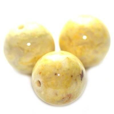 boules marbre sable 10 mm
