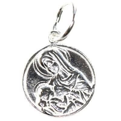 argento 925 etichetta Madre Divina