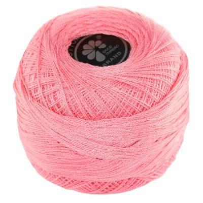 bawełniany kordonek różowy