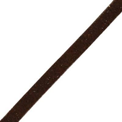 ruskind snor brun 3 mm