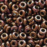 Toho beads demi round olympic bronze 2.2 mm TN-11-224