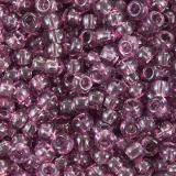 perles Preciosa Rocaille transparent light amethyst 2.1 mm