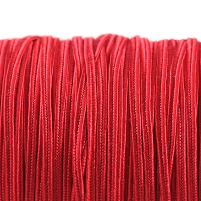 Rayon soutache cord 2.5 mm poinsetta