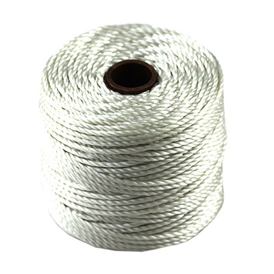 S-lon heavy macrame cord tex 400 cream