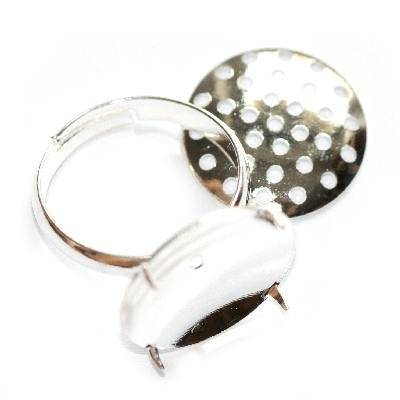 adjustable ring with 13 mm sieve
