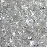 Matubo SuperUno transparent crystal 2.5 x 5 mm RK7000