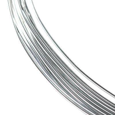 aluminum wire silver 0.8 mm