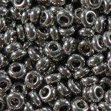 Toho beads demi round nickel 2.2 mm TN-11-711