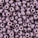 perles Preciosa Rocaille natural opaque light amethyst 2.1 mm