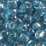 koraliki drobne szklane błękit 3.5 mm