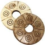 perles coco ronds magiques clairs 3 cm