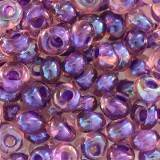 Toho beads magatama inside-color rainbow rosaline/opaque p 3 mm TM-03-928