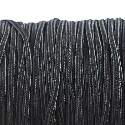 Rayon soutache cord 2.5 mm black