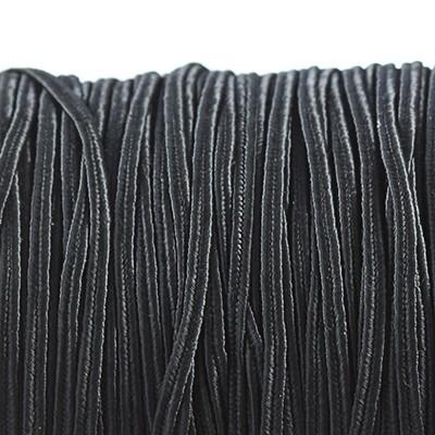 Rayon soutache cord 2.5 mm black