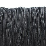 sznurek sutasz Rayon USA 2.5 mm black
