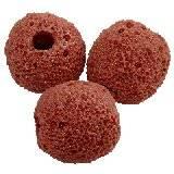 топчета вулкан червен 12 мм