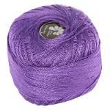 bobine en laine améthyste