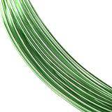 aluminum wire green 0.8 mm