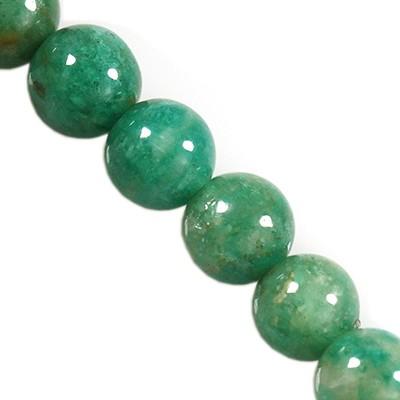 Pietra amazzonite russa perline 4 mm / Pitere dure