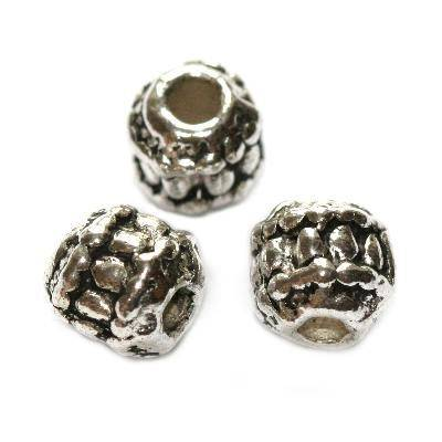metal bead round 7 mm