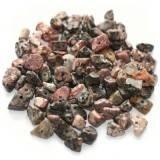 jasper leopard skin chips / semi-precious stone