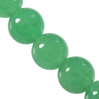 awenturyn zielony 8 mm kamień półszlachetny naturalny