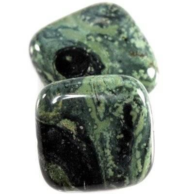 kwadraty kambaba jaspis 20 x 20 mm kamień naturalny