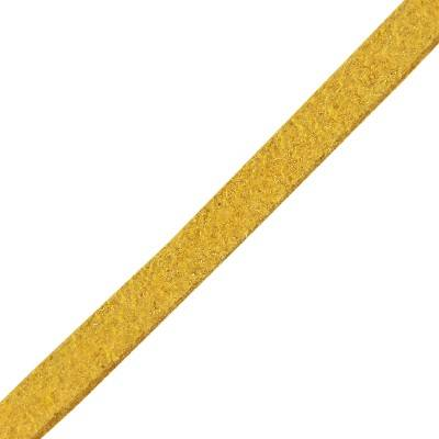 suede cord honey 3 mm
