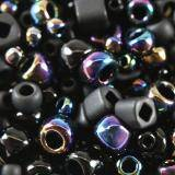 perles Toho mix borakku- black mix TX-01-3210