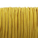 Rayon soutache cord golden rod
